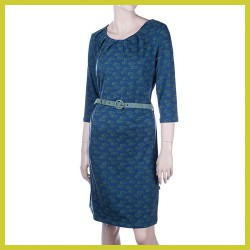 Froy and Dind dress tracy drop grey