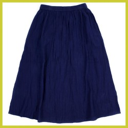 Lily Balou Dames Uma skirt dark-blue