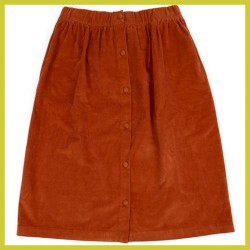 Lily Balou Thalia skirt biscuit-brown
