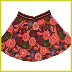 Baba Full Circle Skirt Flora