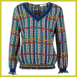 Vila Joy Blouse Poulla
