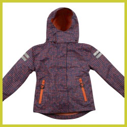 Ducksday Detachable fleece jacket soho