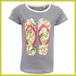 Stones and Bones t-shirt Camille - FLIPFLOPS