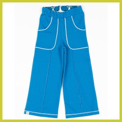 Alba Snorre Box Pants Snorkel Blue