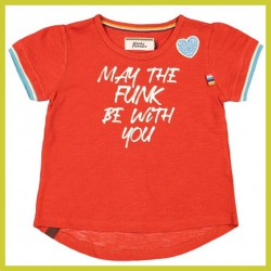 4FF t-shirt May Funk
