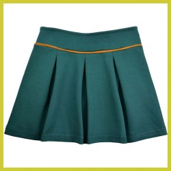 Baba Pleat skirt Pacific