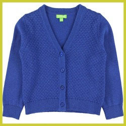 Lily Balou Alicia Cardigan Turkish Sea