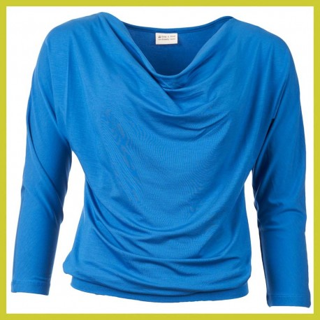 Froy and Dind longsleeve Mimi Snorkel Blue