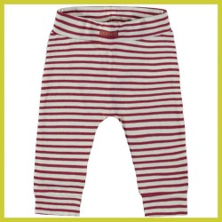 Bampidano broek stripes red
