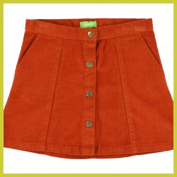 Lily Balou Maite skirt Potters Clay