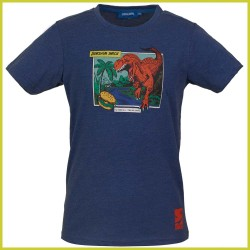 Someone t-shirt Dinos dark blue
