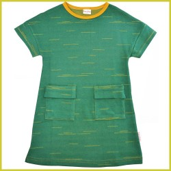 Baba Jurk T-shirt dress strokes