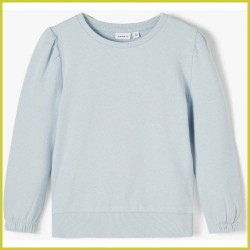 Name it trui sweatshirt Blauw