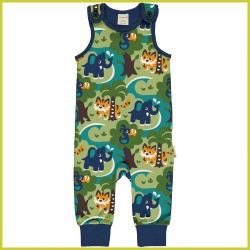 Maxomorra playsuit Jungle