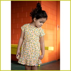 Mini Rebels jurk Margaret