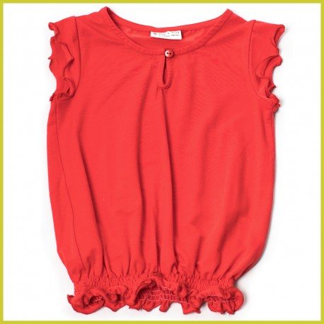Froy and Dind/ Onnolulu shirt Roxy red
