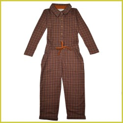 Baba Jumpsuit Aster bruin