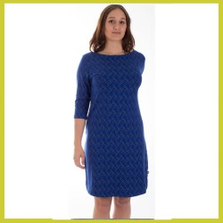Froy and dind dress Toto Blue