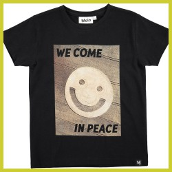 Molo t-shirt Runi Smiley