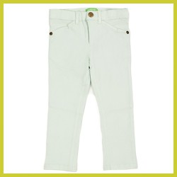 Lily Balou Twill Trousers Ethan Clearly Aqua