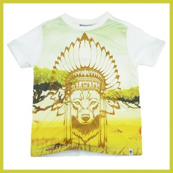 Frenchy T-shirt Tillo Indian