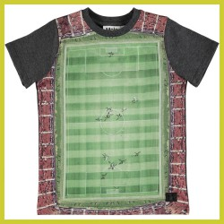 Molo t-shirt football field