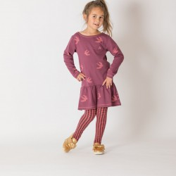 Alba Skylar dress violet
