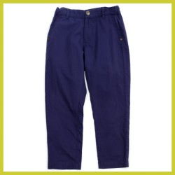 Lily Balou Noah Trousers Twill Gentian Blue