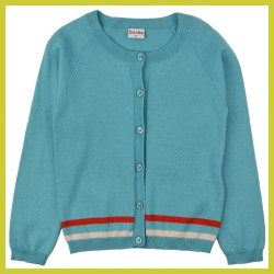 Baba Cardigan Light Blue