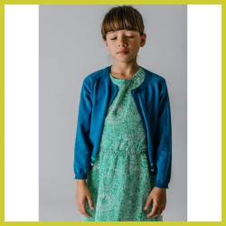 Baba Cardigan Blue