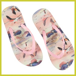 Molo Slippers Zeppo Flamingo
