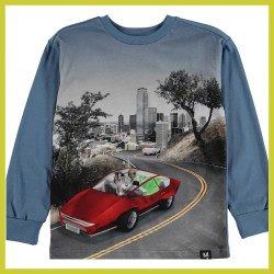 Molo Longsleeve Risci Self Driving car