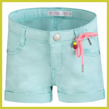 Frenchy short Danielle light Aqua