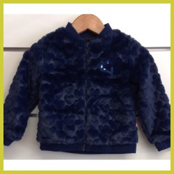 Someone jacket Animal navy