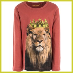 Stones and Bones longsleeve Skipper - LION Autumn