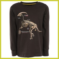Stones and Bones longsleeve Tougher - PARASAUROLOPHU